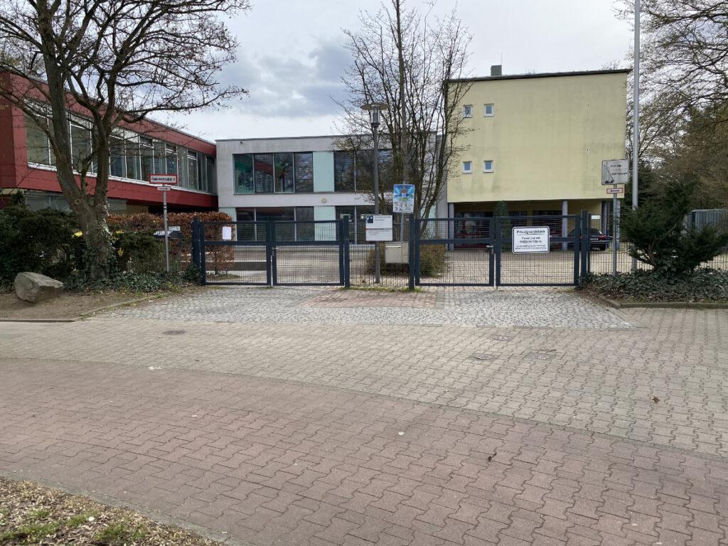 Grundschule Beckbuschstraße, Düsseldorf: Neubau